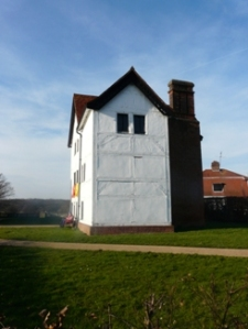 Queen Elizabeth's Hunting Lodge, Chingford