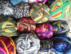 bright wool